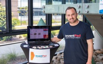 InventPad partners with 9 Australian design agencies