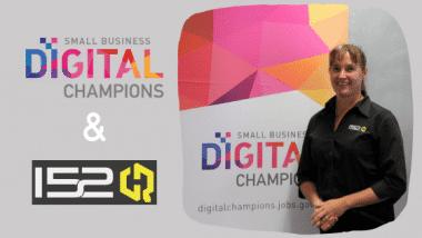 152HQ become 'Digital Champions'