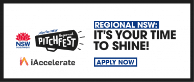 iAccelerate hosts NSW Regional Pitchfest – Wollongong