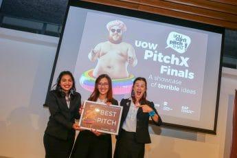 UOW PitchX Finals 2019