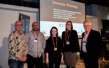 Investor Evening at iAccelerate