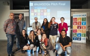 #Act4SDGs Pitch Final