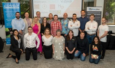 Twelve Companies Showcased in Sydney Roadshow at Spark Festival