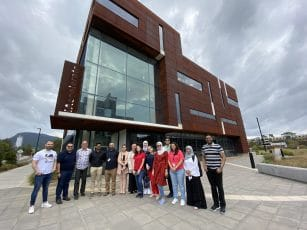 Students from UOW Dubai are in for an experience