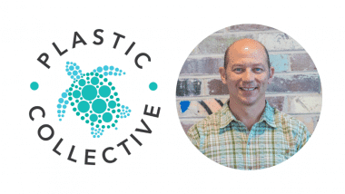 Expert-in-Residence Aly Khalifa is Plastic Collective's latest Innovation Director
