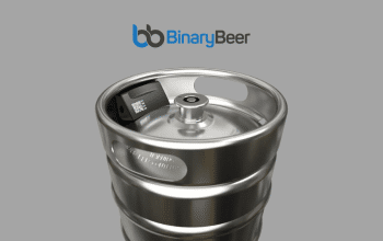 Binary Beer launches revolutionary KegLink™ sensors