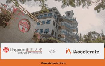 Lingnan Entrepreneurship Initiative, Hong Kong joins the iAccelerate Innovation Network