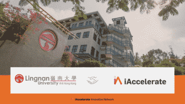 Lingnan Entrepreneurship Initiative, Hong Kong joins the iAccelerate Innovation Network
