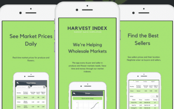 Harvest Index: The app made for every seller and buyer trading at markets